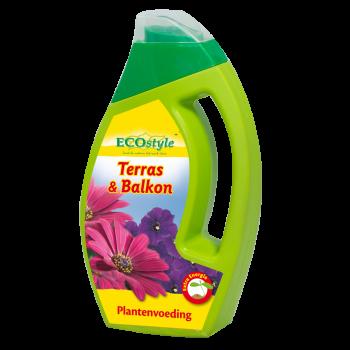Terras & Balkon Plantenvoeding