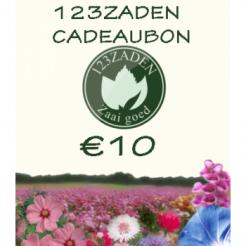 10 euro cadeaubon