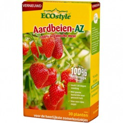 Aardbeien-AZ 800 gram