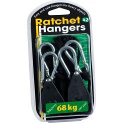 Ratchet hangers