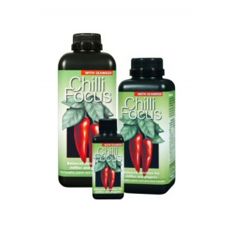 Pepervoeding - Chili focus 5 liter